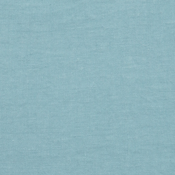 Stone Blue Linen Fabric Sample Stone Washed- LinenMe