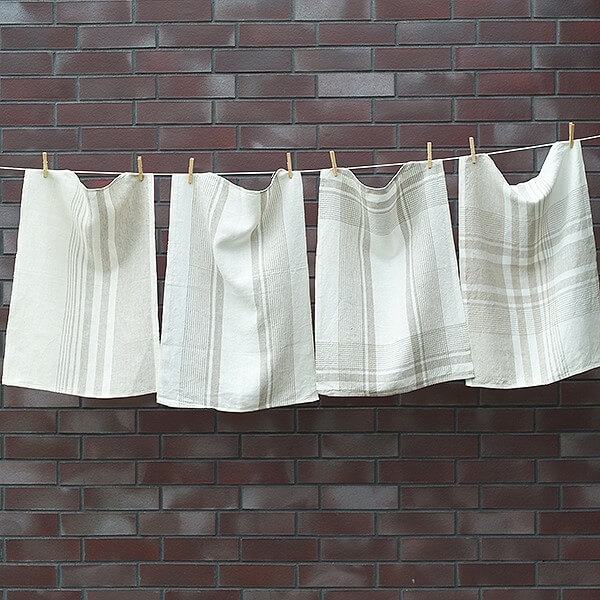 Drying linens