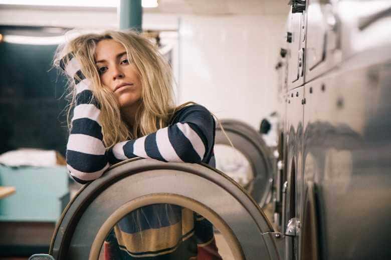 Washing linen
