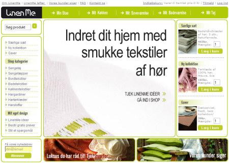 LinenMe Denmark