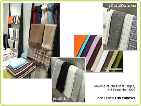 maison & objet fabrics linenme