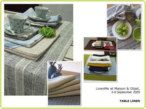 Maison & Objet Table Linen
