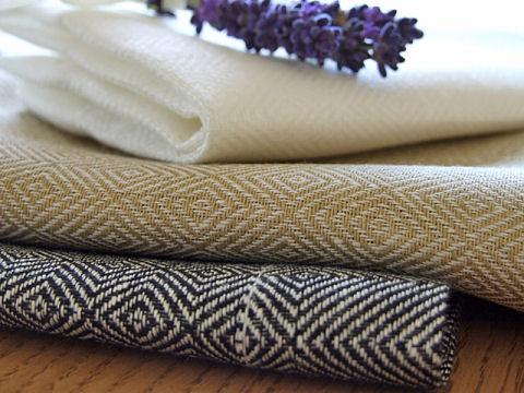rhomb weave - LinenMe