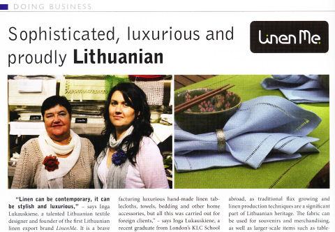Lithuanian linen