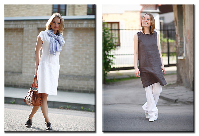 Win a Linen Dress or Tunic or Blouse from the New Clothing Collection