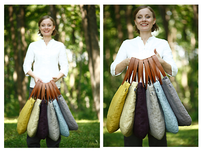 Linen Tote Bags LinenMe