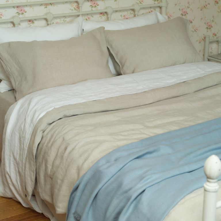 New Arrivals: Luxurious Bed Linen Collections | LinenMe News
