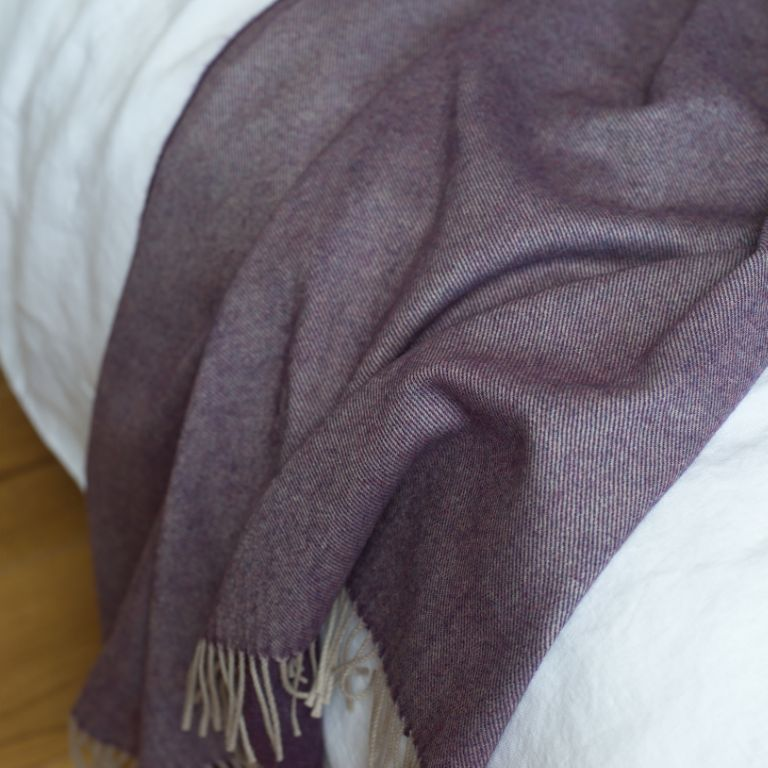 Merino Wool Throws - LinenMe