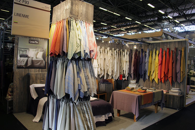 linen towels - Maison & Objet