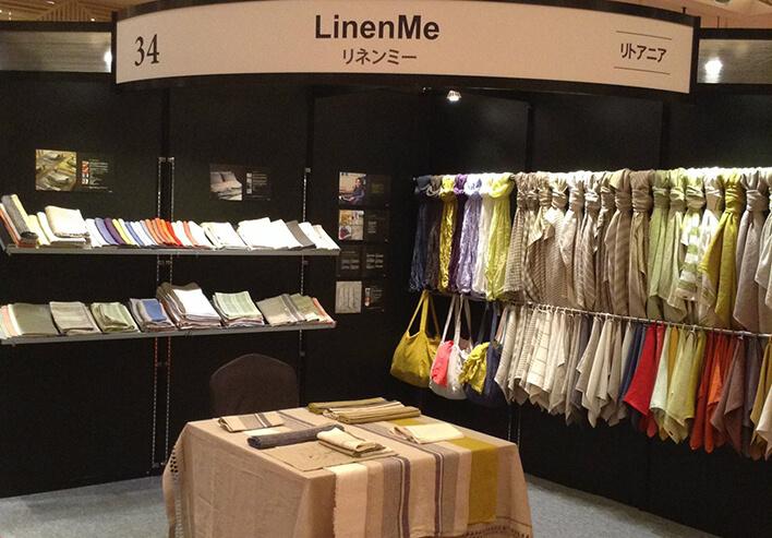 LinenMe in Japan