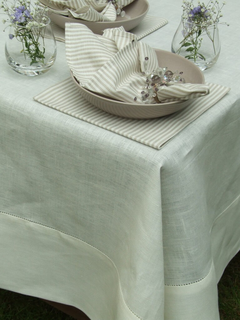Linen Tablecloth from LinenMe