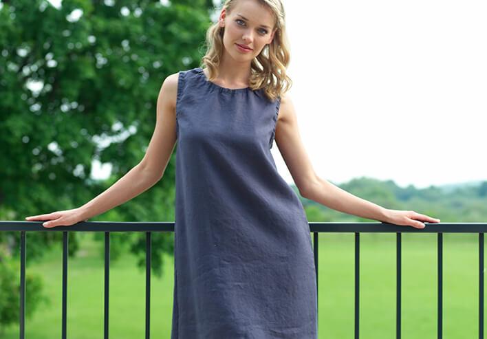Linen Fabric - linen tunic LinenMe