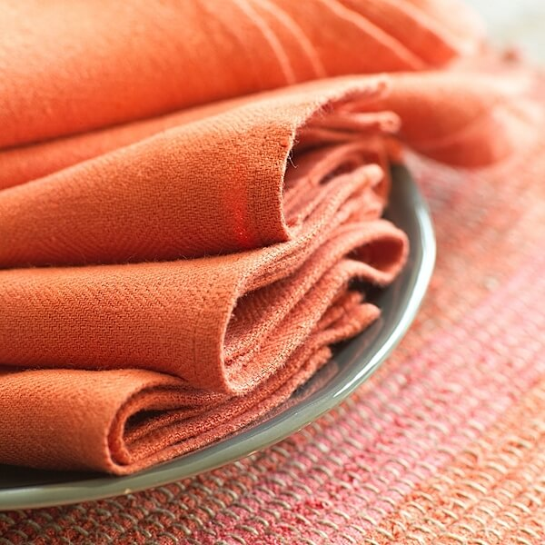 Linen Textiles - Linen Napkins - LinenMe