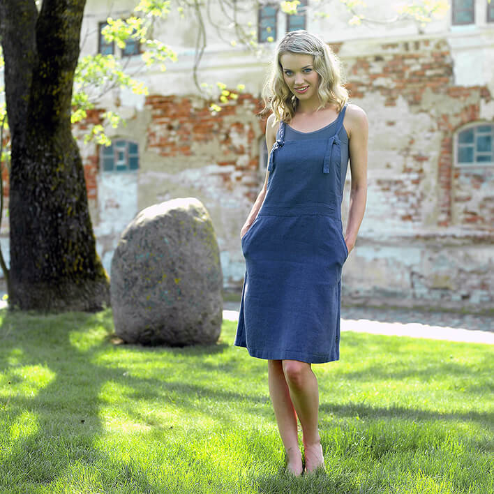 Benefits of Wearing Linen Summer Clothes - Linen Dresses and Linen Tunics - LinenMe
