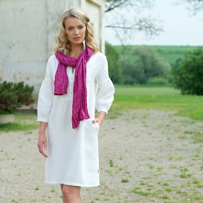 Linen Dress Daniela - LinenMe