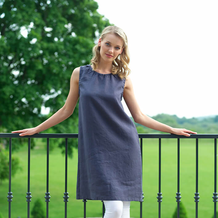 Linen Tunics - Linen Summer Clothes - LinenMe