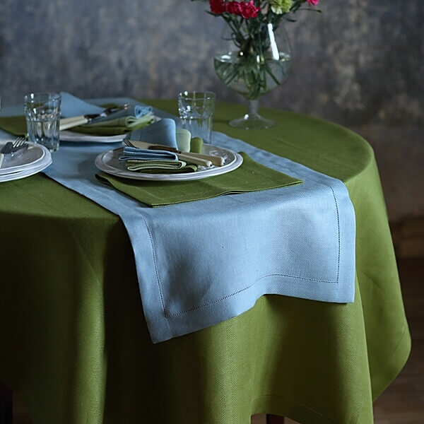 Linen Tablecloth - Ironing linen