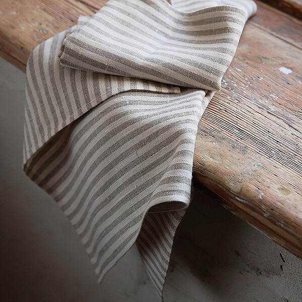 Natural Fabric - Linen towels - LinenMe
