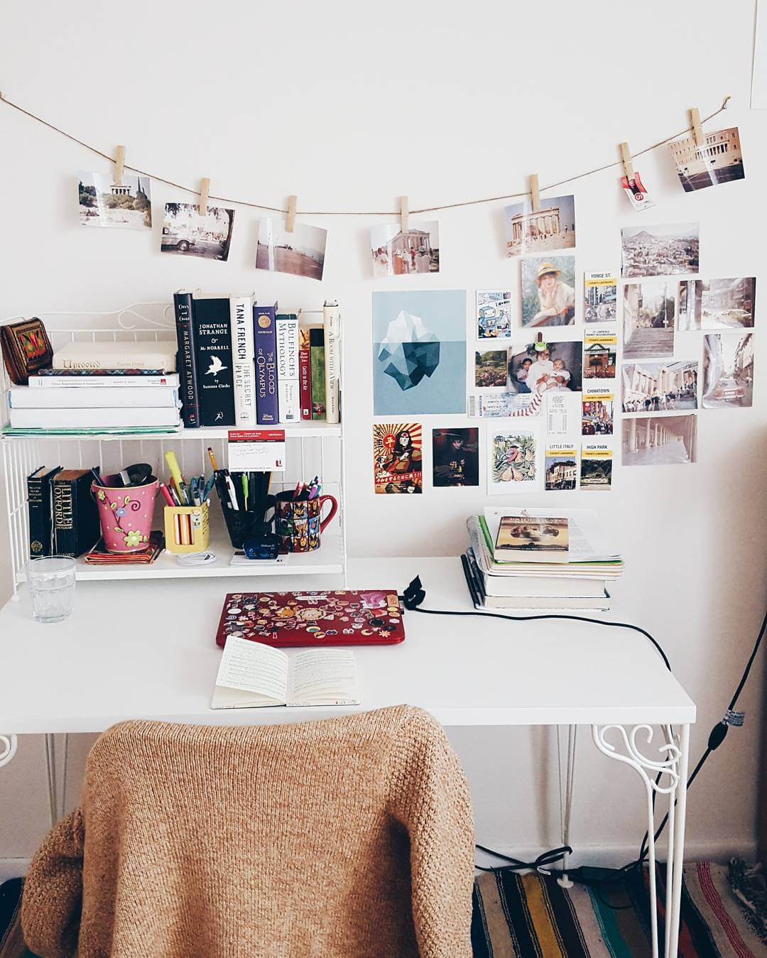 Dorm Room Style: Easy as ABC | LinenMe News