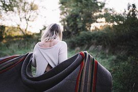 Wool Throw - LinenMe