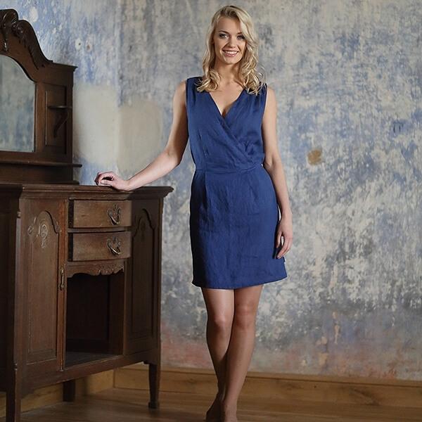 Linen Dress - LinenMe