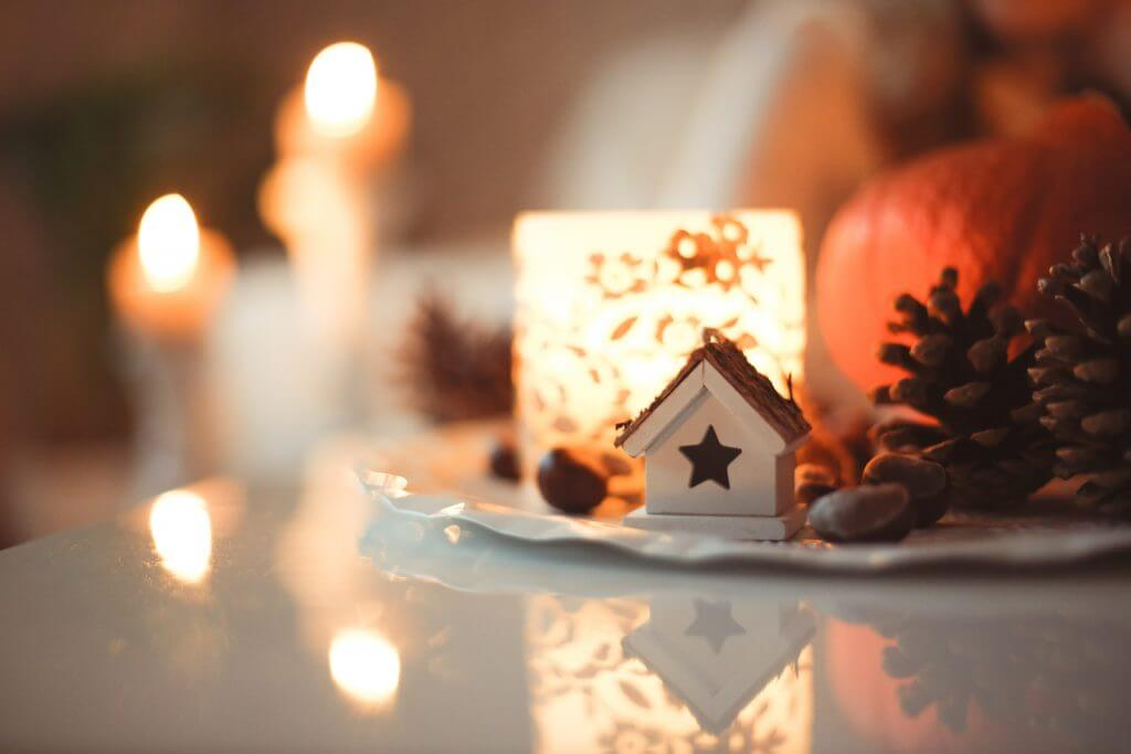 Christmas Traditions - Fire and Light