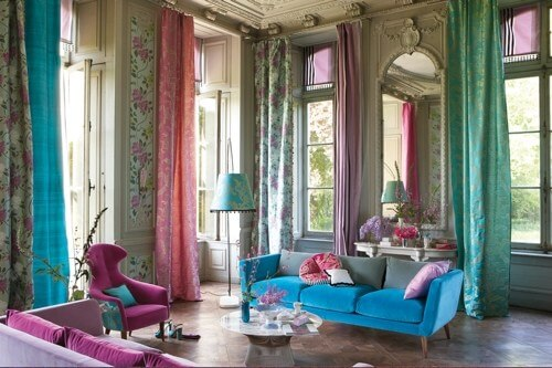 How To Refresh A Room Switch Your Curtains Drapes Linenme News