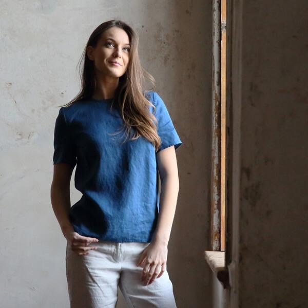 Linen Shirts - LinenMe