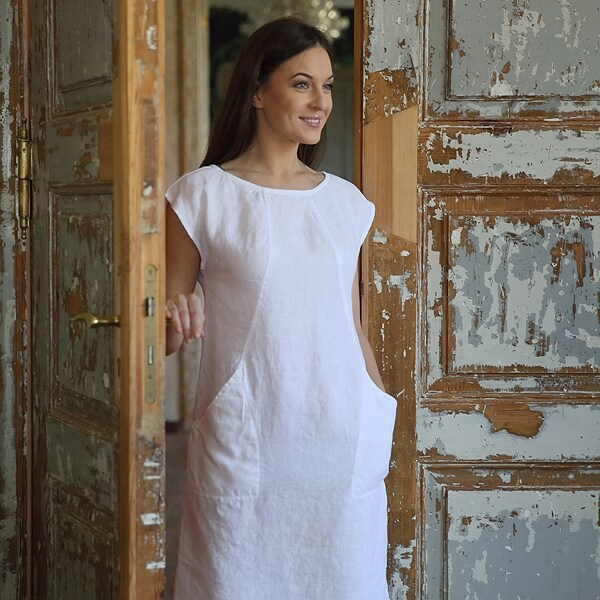 Linen Clothing - LinenMe