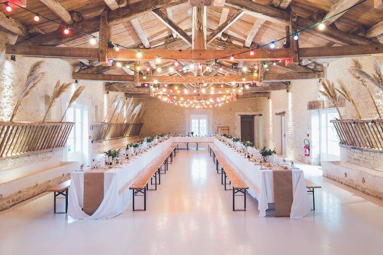 Lighting - Wedding Table