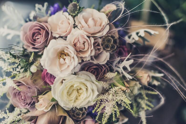 Flowers - Wedding Table
