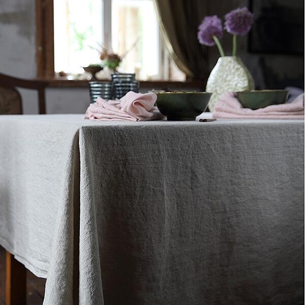 linen tablecloth - LinenMe
