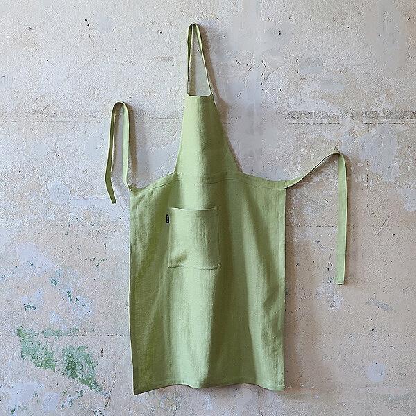 linen apron - LinenMe