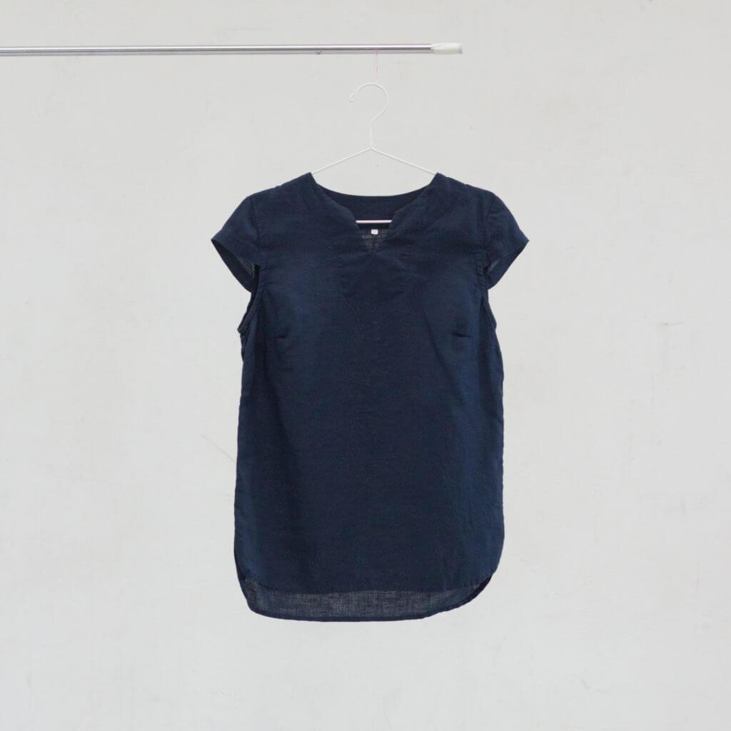 linen blouse - linen clothes - LinenMe