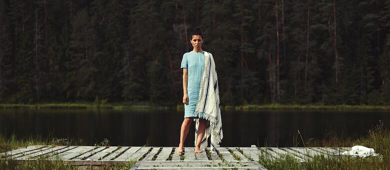 linen dress LinenMe