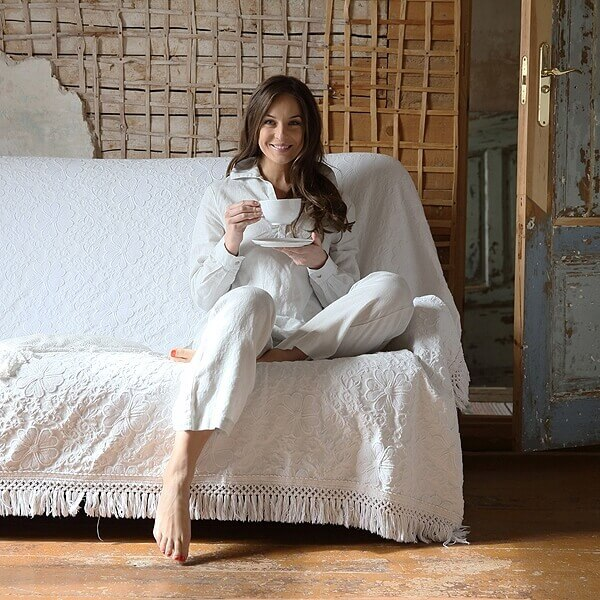 linen pyjamas - LinenMe