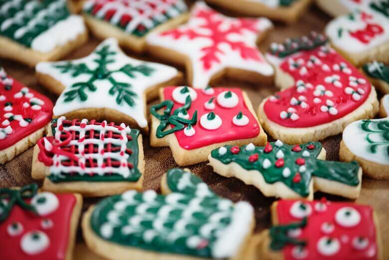 Christmas cookies - Delicious recipes
