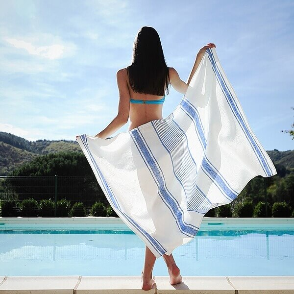 Beach Towels Tuscany LinenMe