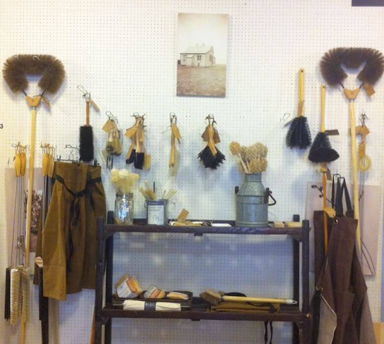 kitchen makeover brushes