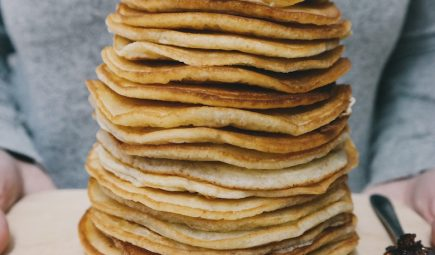 pancakes shrove tuesday