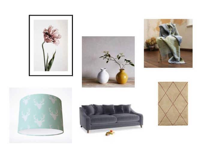 pink home textiles linen