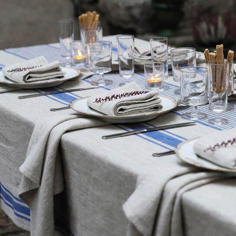 summer table linen - LinenMe