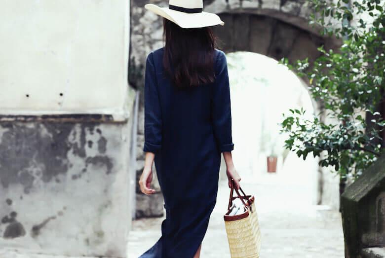 summer linen clothing