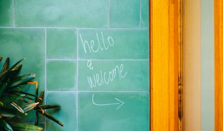 welcome blog series