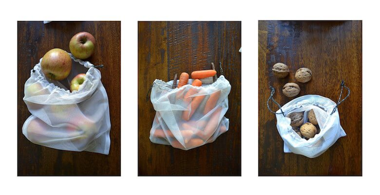 homemade grocery bags laundry bags