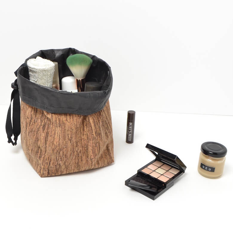 homemade cosmetics bag - Theresa Bachler from SiRA