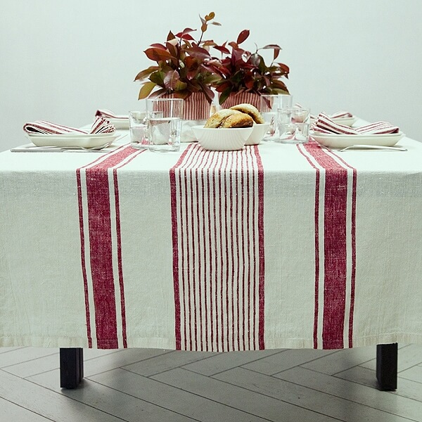 linen tablecloth christmas gift - LinenMe