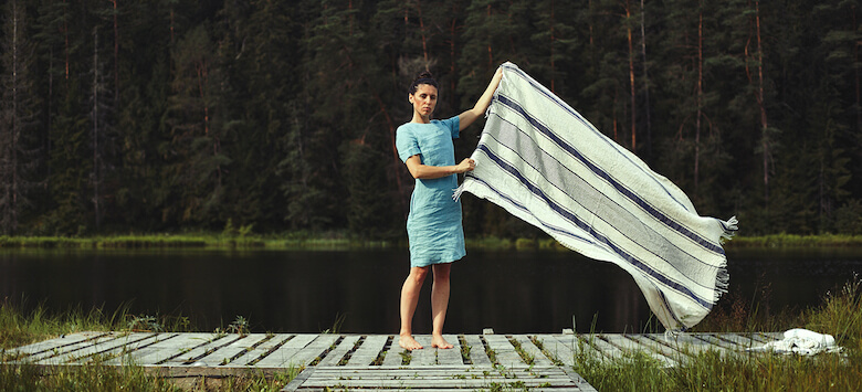 linen towel travel essential - Favourite Things 2018