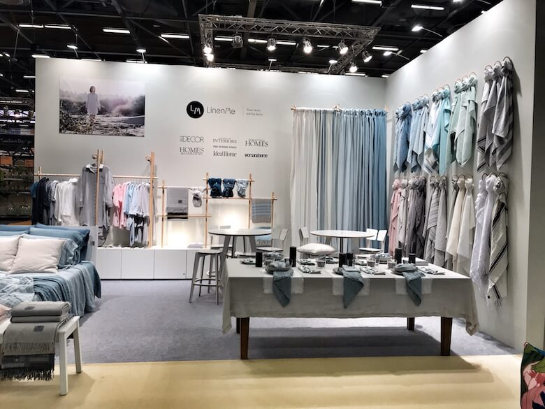 maison & objet paris trade show - sustainable textiles