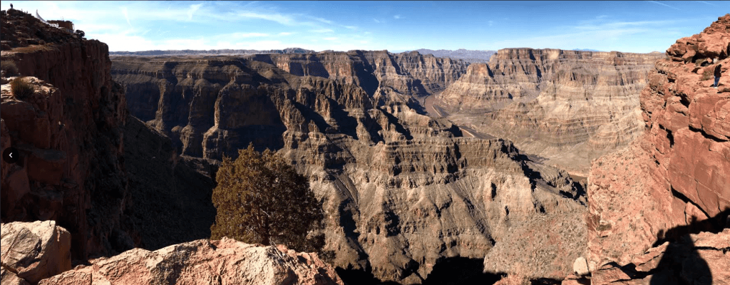 grand canyon travel with linen